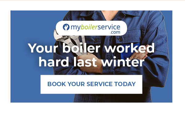 MyBoilerService Banner