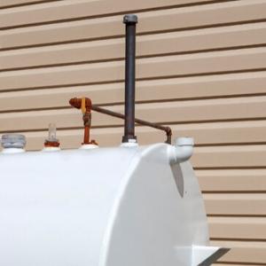 Heating oil tank vent
