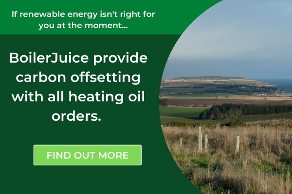 BoilerJuice Carbon Offsetting